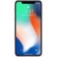 Apple iPhone X 256GB Silver Б/У A+ (Без Face id)
