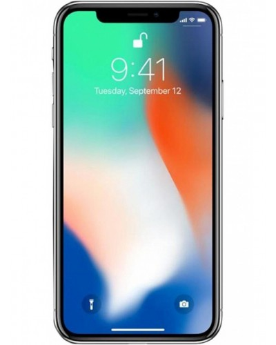 Apple iPhone X 256GB Silver Б/У A+ (Без Face id)