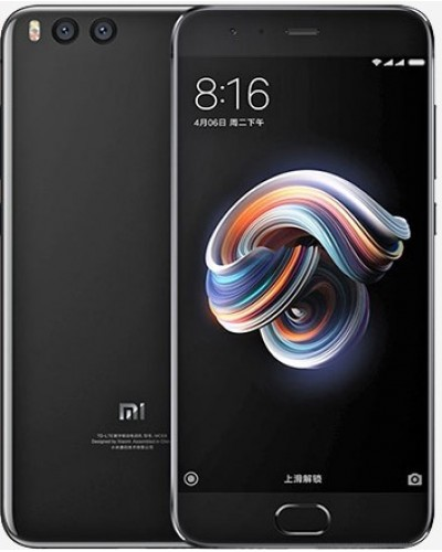 Xiaomi Mi Note 3 6/64gb Black
