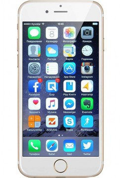 Apple iPhone 6s Plus 64GB Gold refurbished