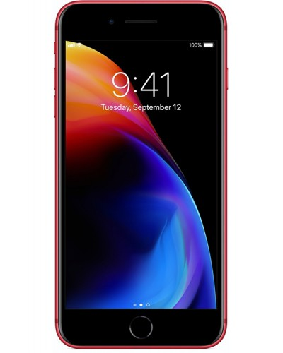 Apple iPhone 8 64GB Red Product refurbished